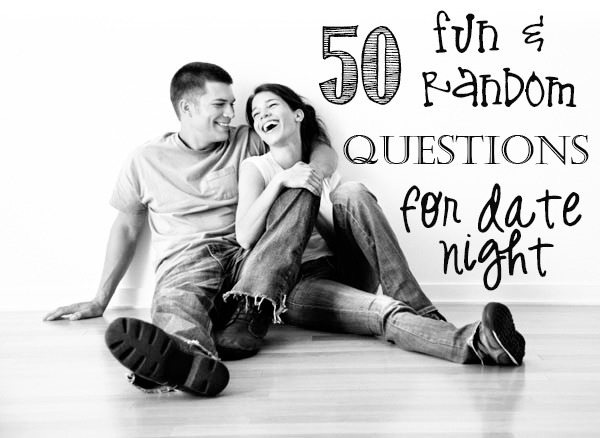 fun questions for dating couples