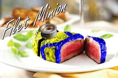 Filet Minion - Tastes like bananas