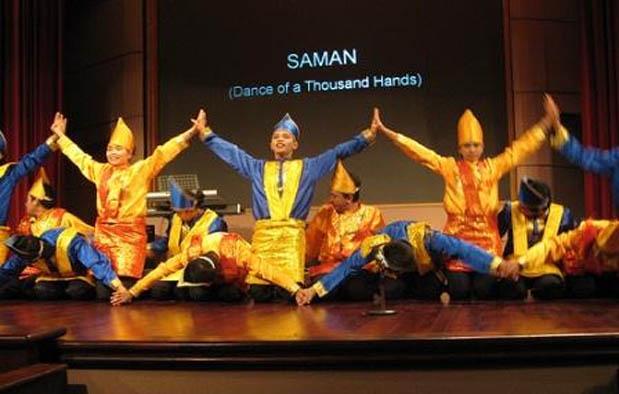 Asal Usul dan Sejarah Tari Saman