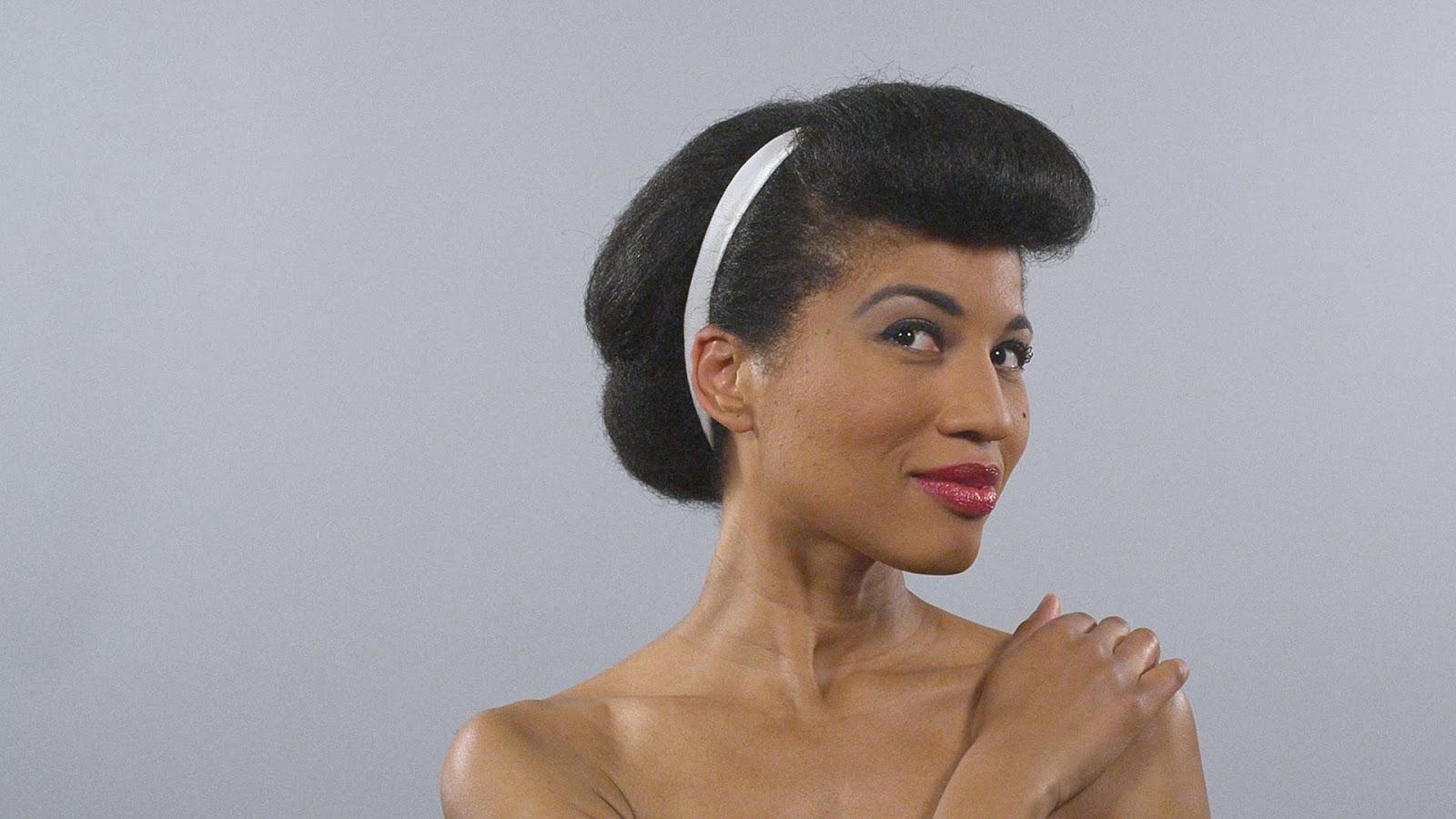 100 anos de beleza negra em 1 min