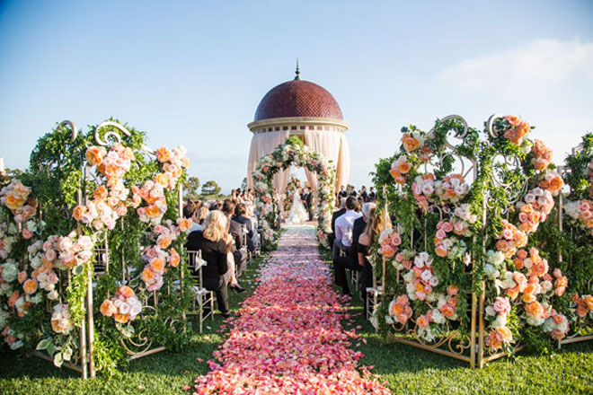 And Here Are More Fabulous Wedding Ceremony Inspirations