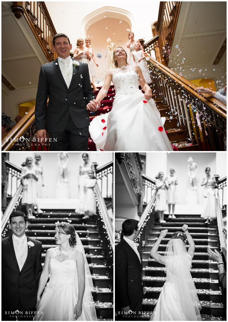 St Audries Park wedding photo