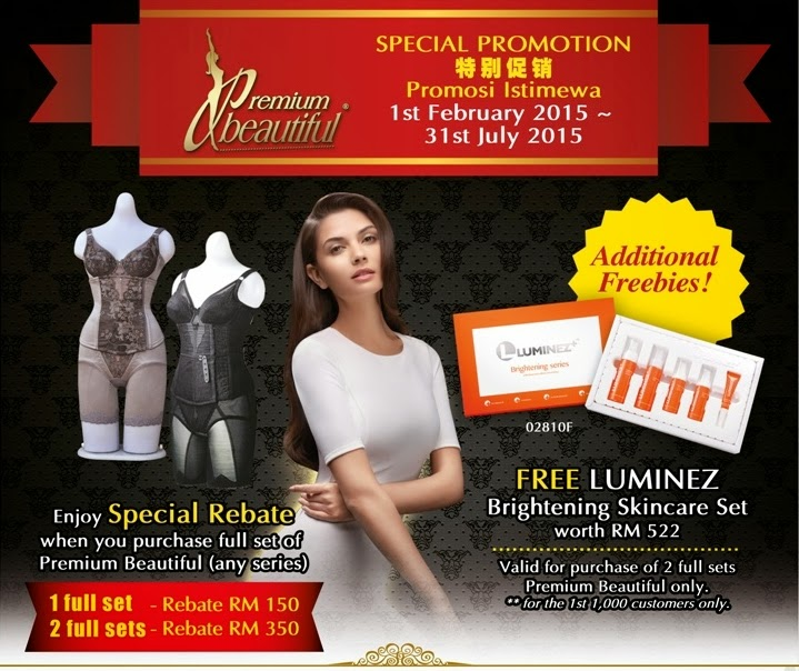 Premium Beautiful hanie asmahani promo 2015