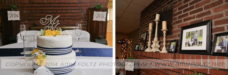 reception details