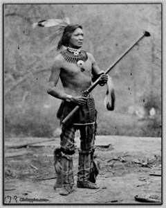 Ho-Chunk, (Hocąk) Winnebago Tribe