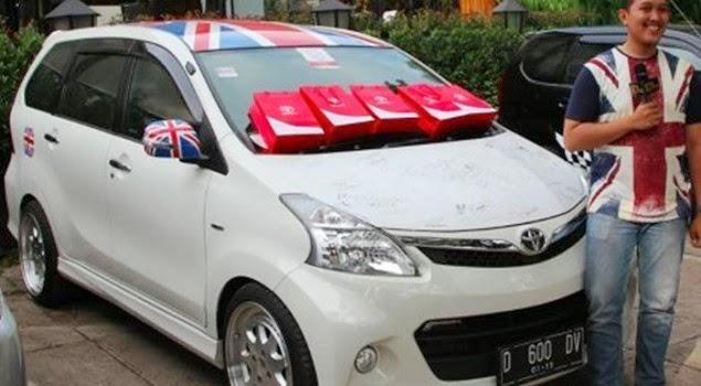 Toyota Avanza Dimodikfikasi Standar Ala Eropa