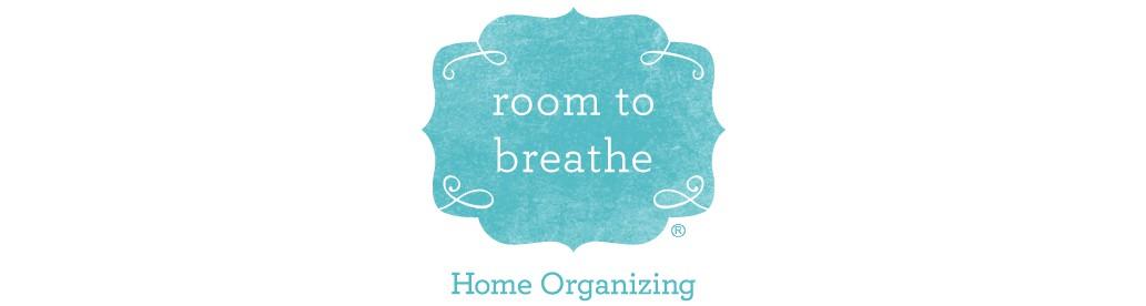 Room to Breathe - Calgary Professional Organizer