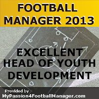 FM2013 Best Head of Youth Development