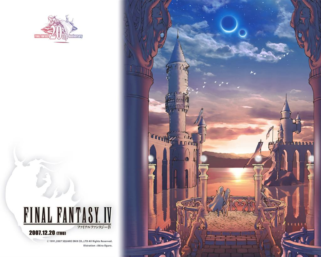 Final Fantasy HD & Widescreen Wallpaper 0.430789701074321