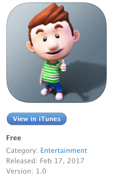 Free Character Sharing App