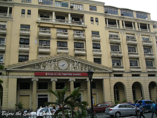 Roman Santos building at Lacson Plaza.