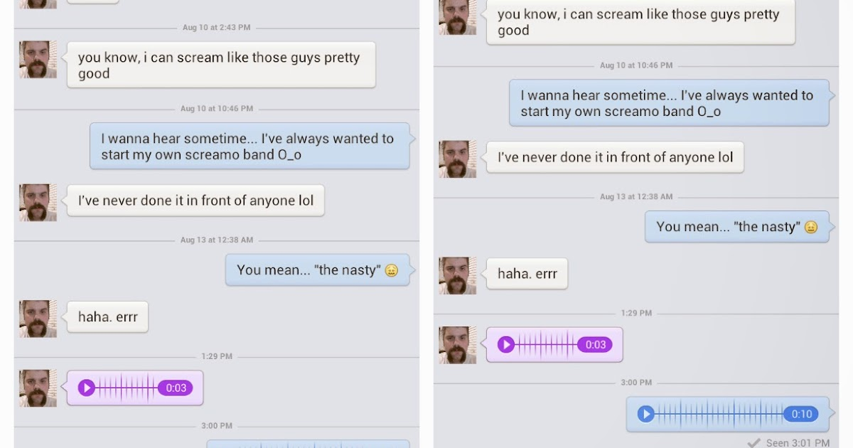 how to read other messages on facebook messenger