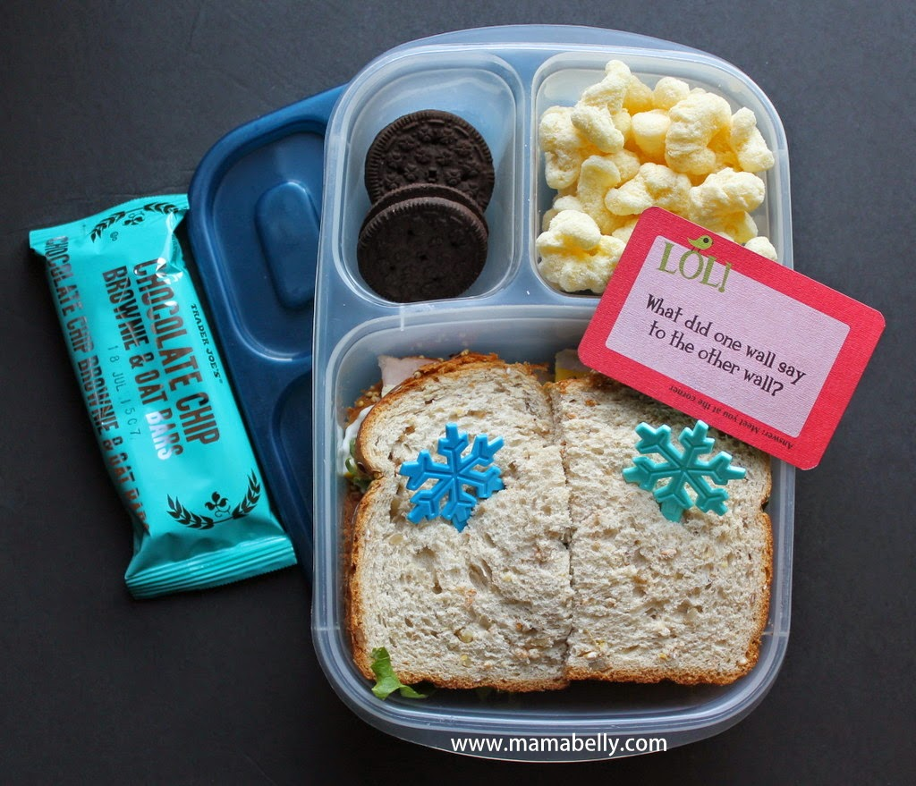 Trader Joe's School Lunch in Easylunchboxes - www.mamabelly.com