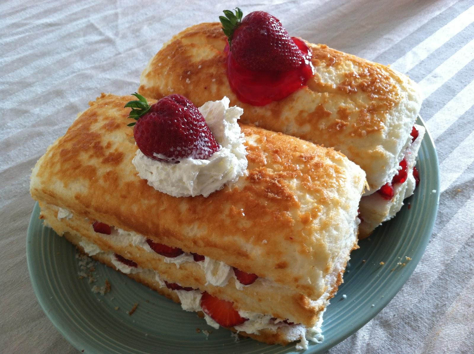Produce Pantry: Strawberry Shortcake