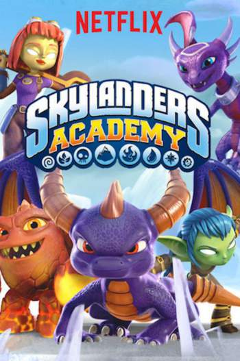 Skylanders Academy 1ª Temporada Torrent – WEB-DL 1080p Dual Áudio
