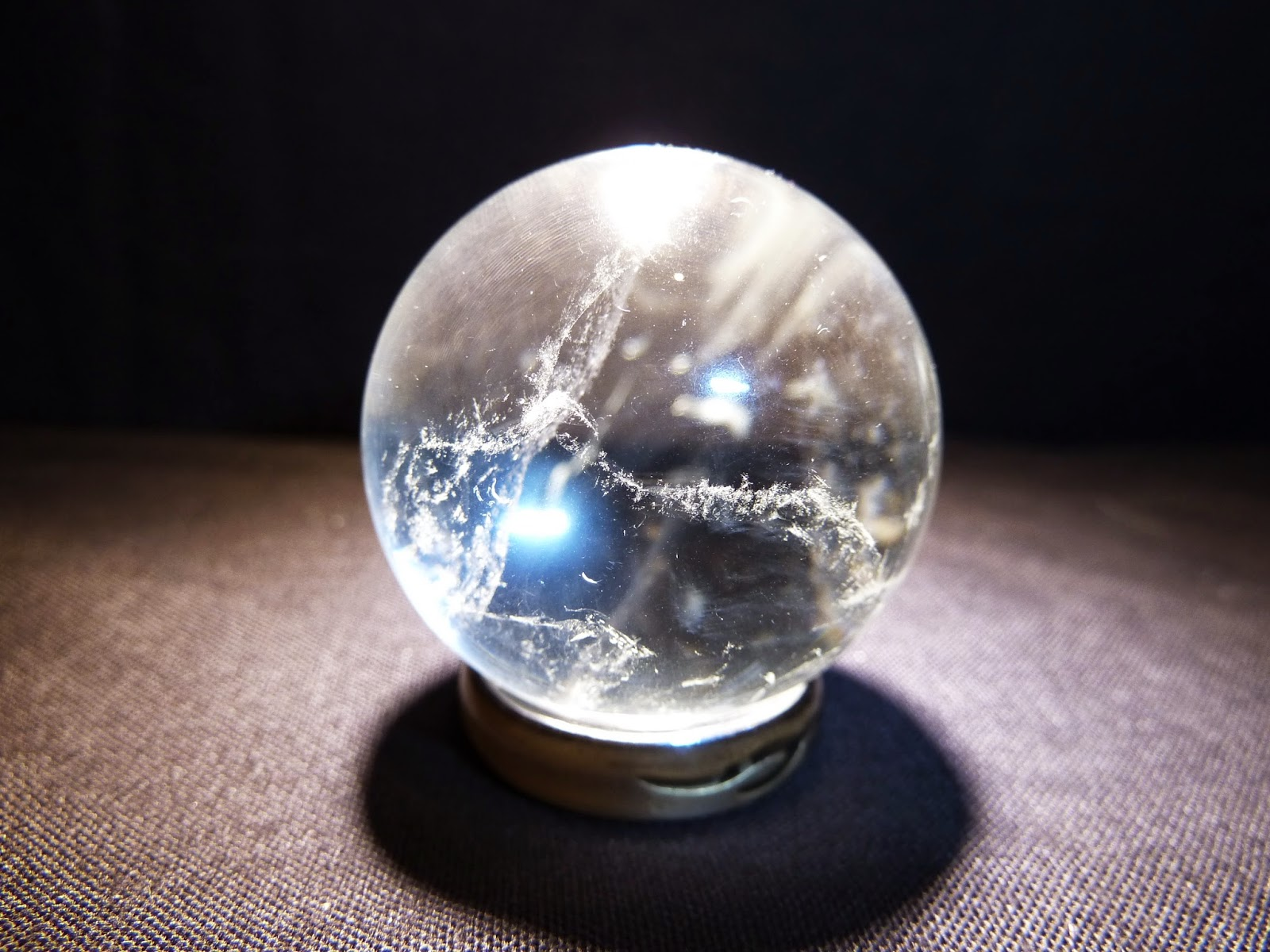crystal ball-kalpesh dave