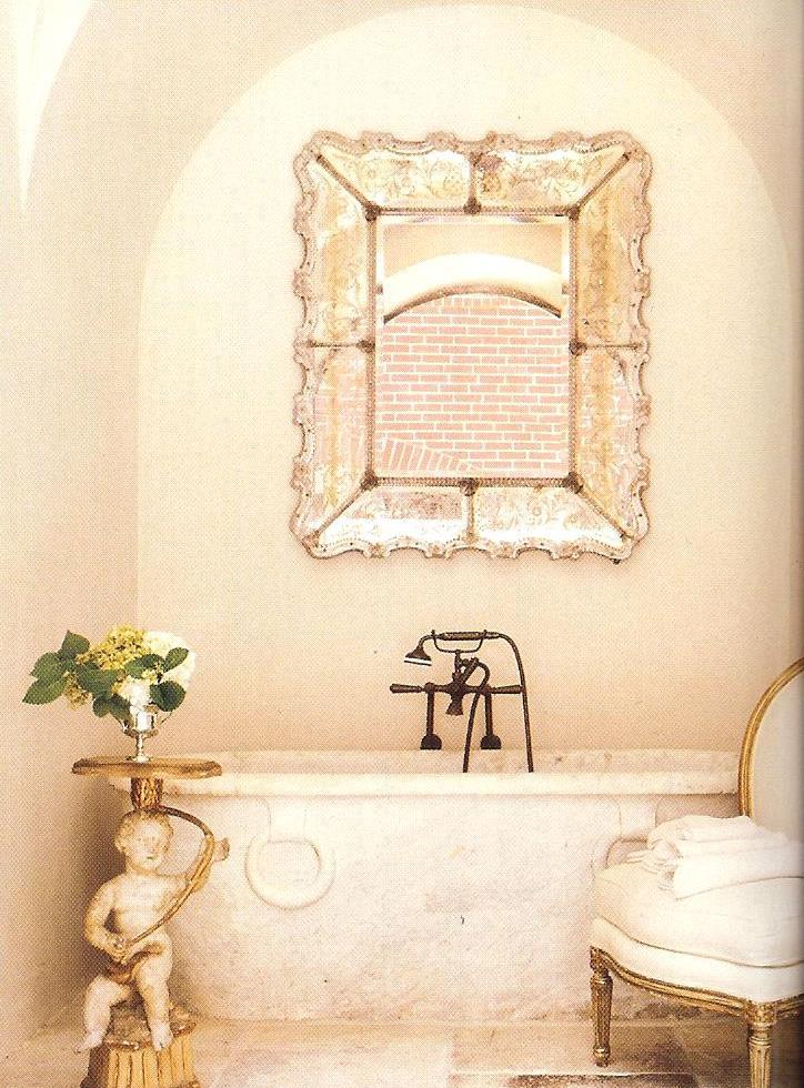 Boiserie c 26 bagni classici con stile - Sanitari bagno classici ...