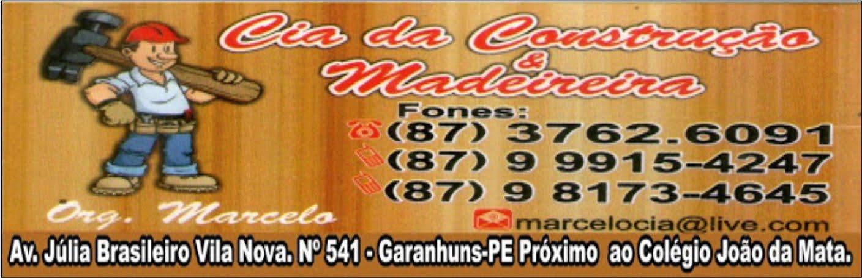 Cia da Construção e Madeireira.