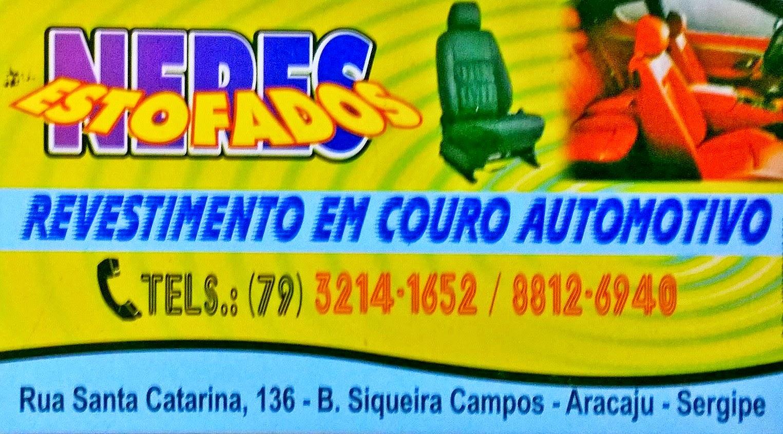 NERES ESTOFADOS - ARACAJU