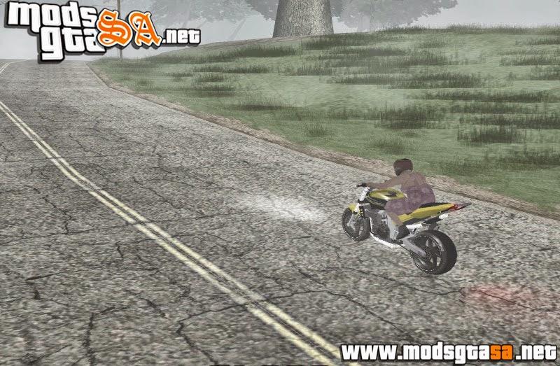 SA - Mod Motociclistas Usam Capacetes