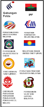 AHLI BERGABUNG BARISAN NASIONAL (BN)