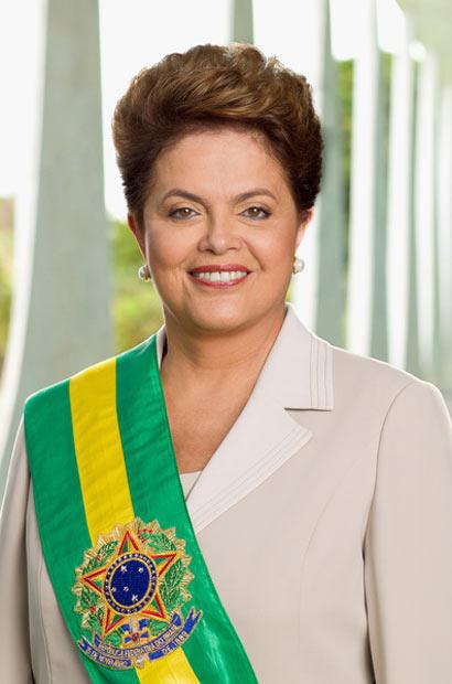 'The Guardian' põe Dilma em lista de cem mulheres mais inspiradoras