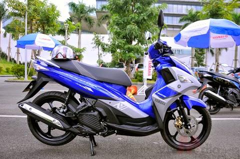 Foto Yamaha Nouvo RC FI 2015 Harga Motor Yamaha Terbaru Full Specs
