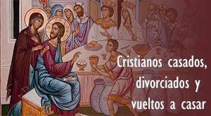 TEXTOS SOBRE LOS CRISTIANOS  CASADOS Y DIVORCIADOS