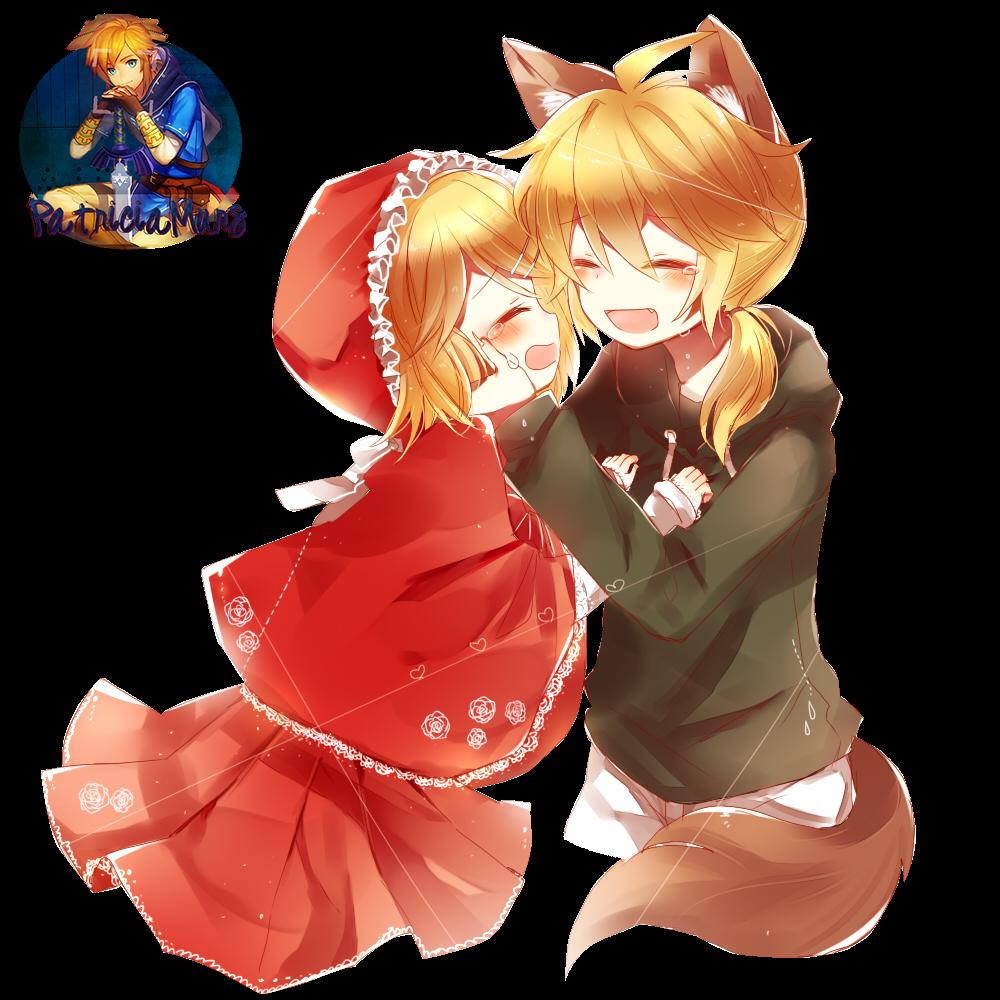Render Len x Rin Kagamine