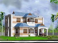 3d House Design1
