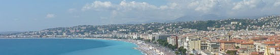 Costa Azul (Cote d'azur), Francia. ¡Magnifique!