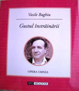 GUSTUL ÎNSTRĂINĂRII (antologie, colecţia Opera Omnia, Ed. Tipo Moldova, Iaşi, 2011)