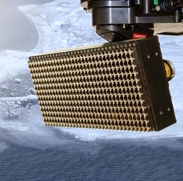 Selex Seaspray AESA radar