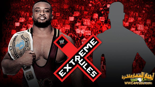 INTERCONTINENTAL CHAMPION BIG E VS. WINNER OF NO. 1 CONTENDER'S TOURNAMENT