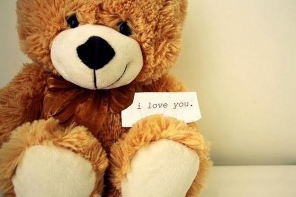 Teddy girlfriend