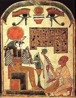 Μωυσής και Ακενατόν - Ρα