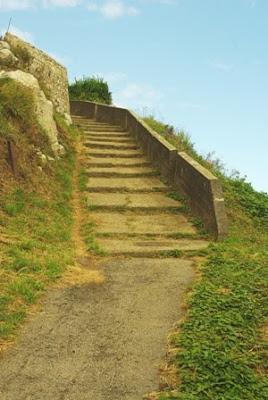 Castrillón, inicio de la senda costera