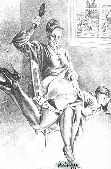 image A judicial style caning from miss sultrybelle