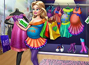 Mommy Realife Shopping