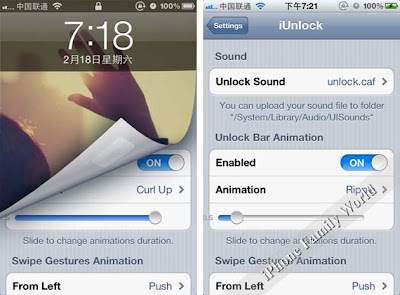 iUnlock 1.0.2-3 - iphone family world | iphone family