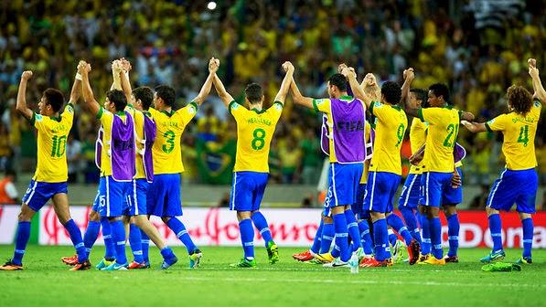 Brasil es derrotado por Alemania 7 a 1