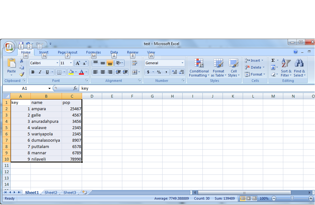 how to join in excel