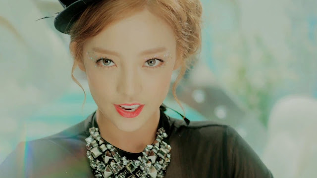 Kara's Hara in Cupid MV