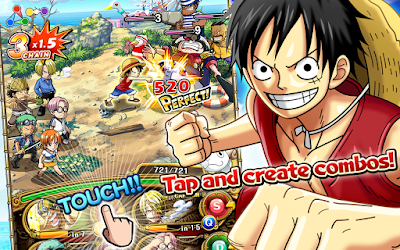 One Piece Treasure Cruise Mod Apk 2.3.0-screenshot