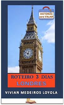 Compre seu Roteiro de Londres