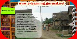 Mengenal Pemerintahan Desa Dan Kecamatan