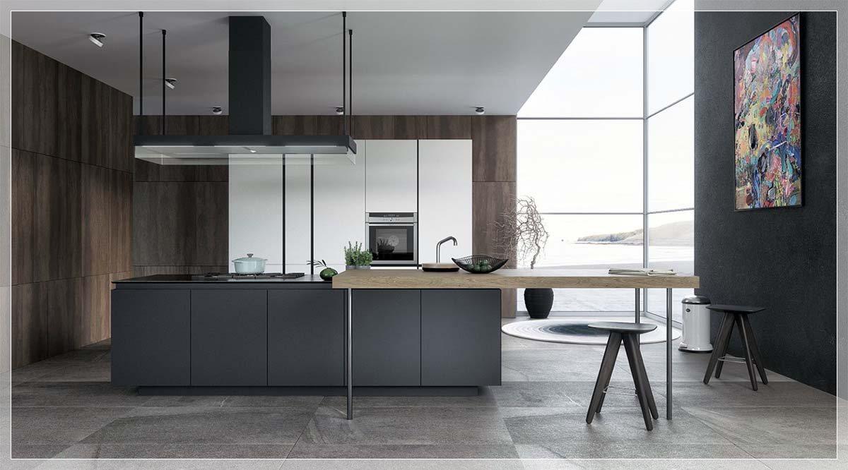 Moderne Ikea Kjøkken – AsTriC