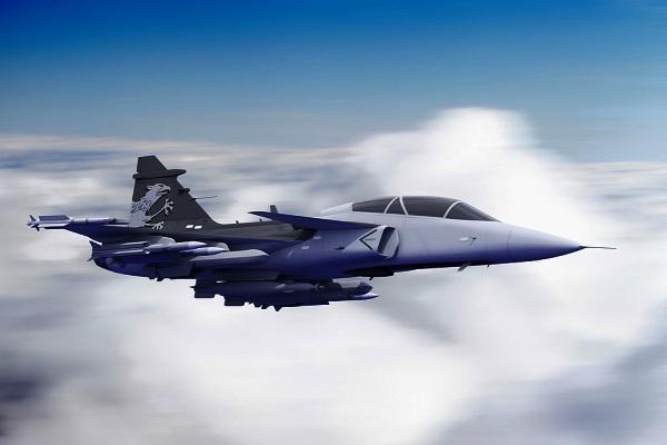 Saab JAS 39 Gripen. PROKIMAL ONLINE Kotabumi Lampung Utara
