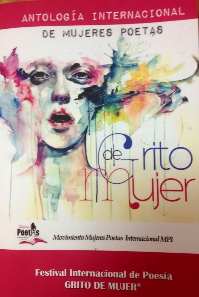ANTOLOGÍA INTERNACIONAL GRITO DE MUJER 2014