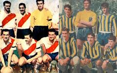 La historia copera entre River Plate y Rosario Central